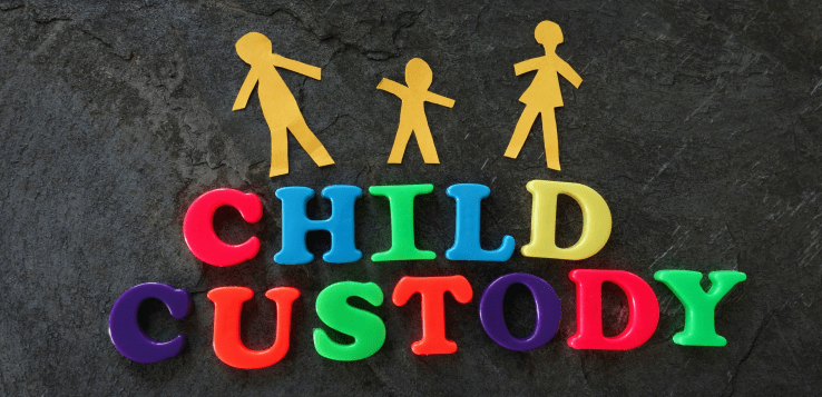 Understanding legal custody in San Diego divorce.