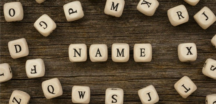 One of the steps to divorce is changing your name.